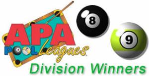 APA Division Winners
