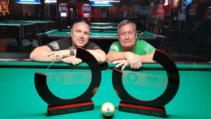 2020 APA 9-Ball Doubles League - Session 1 Playoff Winners