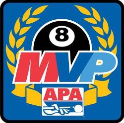 APA 8-Ball MVP