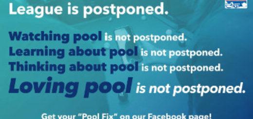 APA League Postponed