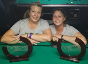 9-Ball Doubles Vegas Qualified