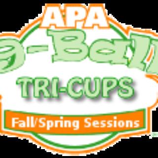 APA 9-Ball Tricups